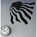 Vinilo bandera USA