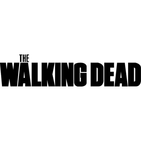 Vinilo Walking Dead