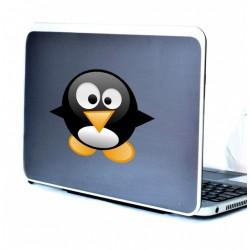 Pegatina pingüino