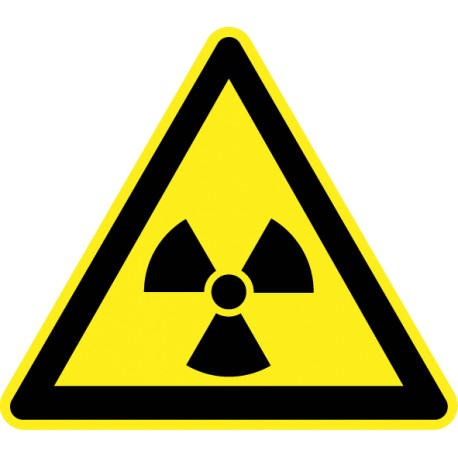 Vinilo radiación