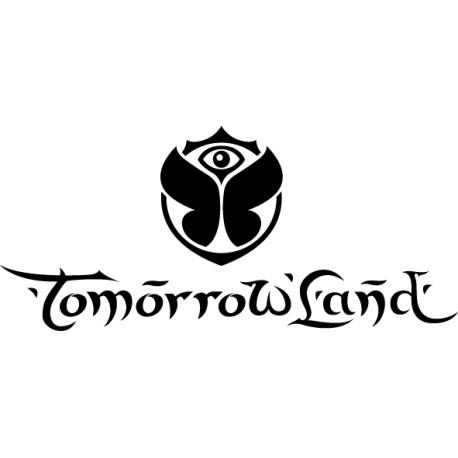 Pegatina Tomorrowland