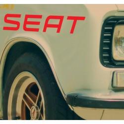 Pegatina Seat