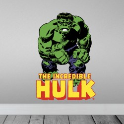 Vinilo Hulk