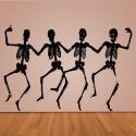 Vinilo esqueletos