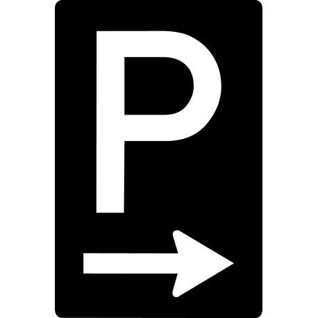 vinilo Parking
