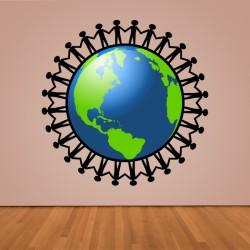 Vinilo Mundo paz