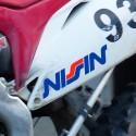 Pegatina Nissin