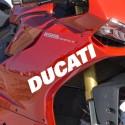 Pegatina Ducati