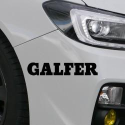 Pegatina Galfer