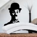 Vinilo cara Chaplin