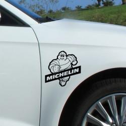 Vinilo muñeco Michelin
