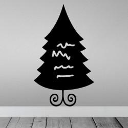 Pizarra Árbol de Navidad