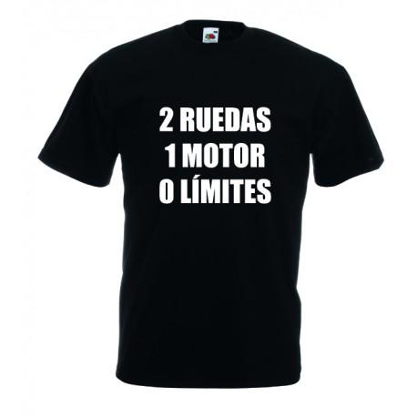 Camiseta sin límites