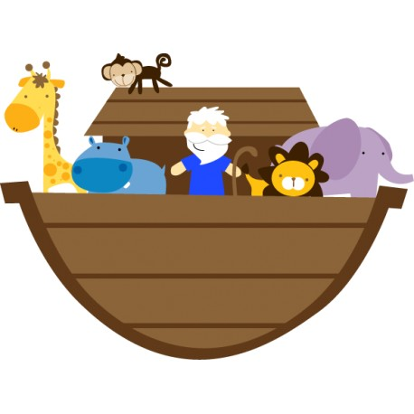 Vinilo Arca de Noé