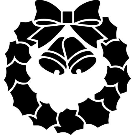 Vinilo corona campanas