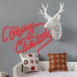 Adhesivo Merry Christmas