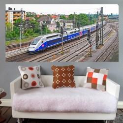 Fotomural tren alta velocidad