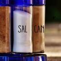 Pegatinas frascos condimentos