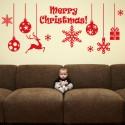 Vinilo decoración Navidad