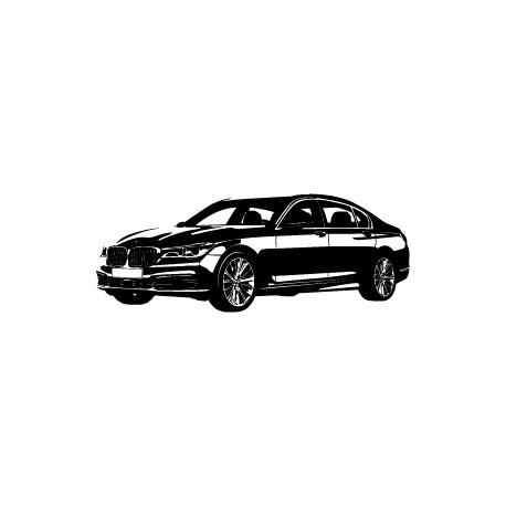 Vinilo BMW