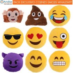 Colección cojines Whatsapp