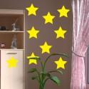 Pegatinas estrellas