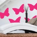 Sticker vinilos mariposas