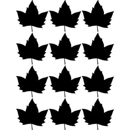Kit vinilos hojas