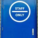 Vinilo Staff Only