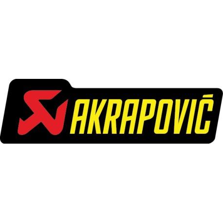 Pegatina Akrapovic