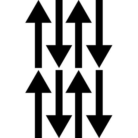 Vinilo kit flechas