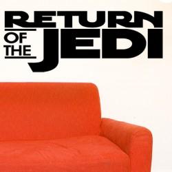 Vinilo retorno Jedi