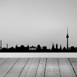 Vinilo skyline Berlín