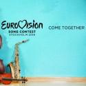 Vinilo Eurovision 2016 lema