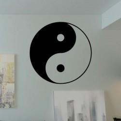Pegatina Yin Yang