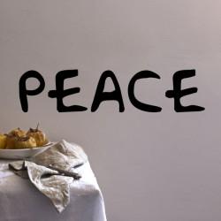 Pegatina Peace