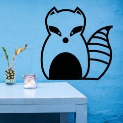 Vinilo animal gato manglotero