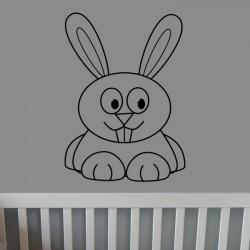 Vinilo conejo