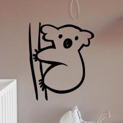 Vinilo decorativo koala