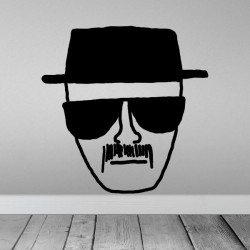 Vinilo Breaking Bad Heisenberg