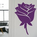 Vinilo rosa flor