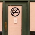 Vinilo no fumar