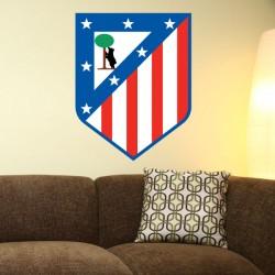Vinilo decorarivo escudo Atlético de Madrid