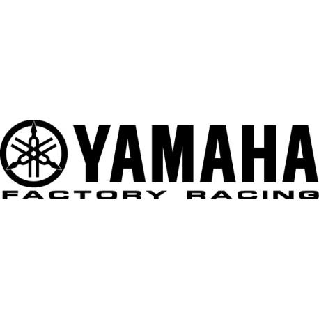 Pegatina Yamaha Racing
