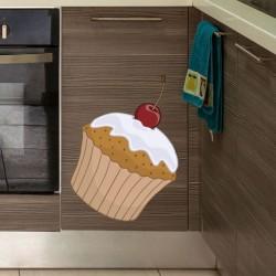Vinilo muffin