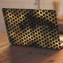 Pegatina portátil panel abeja