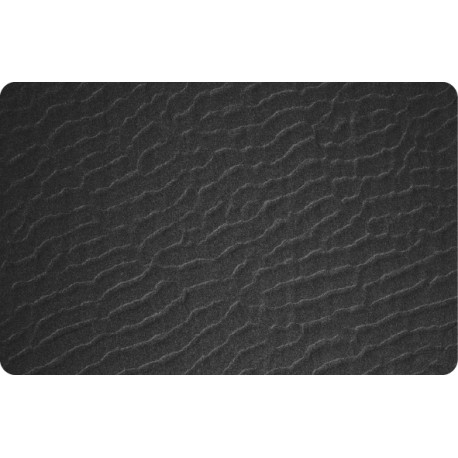 Adhesivo portátil arena negra