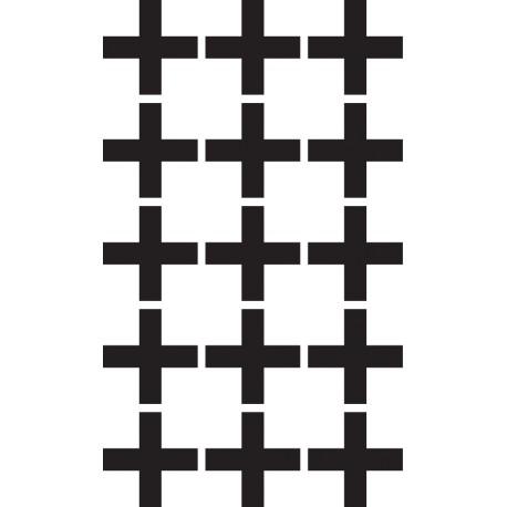 Vinilo kit cruces