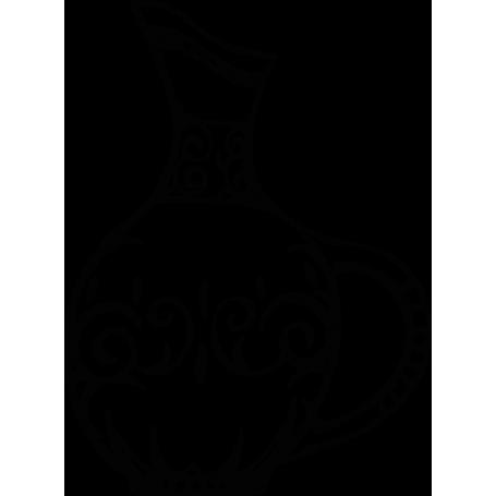 Vinilo decorativo jarrón