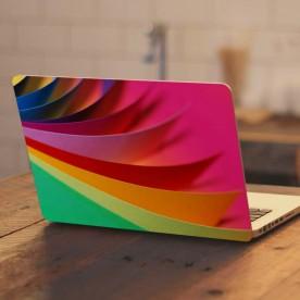 Vinilo portátil papel colores